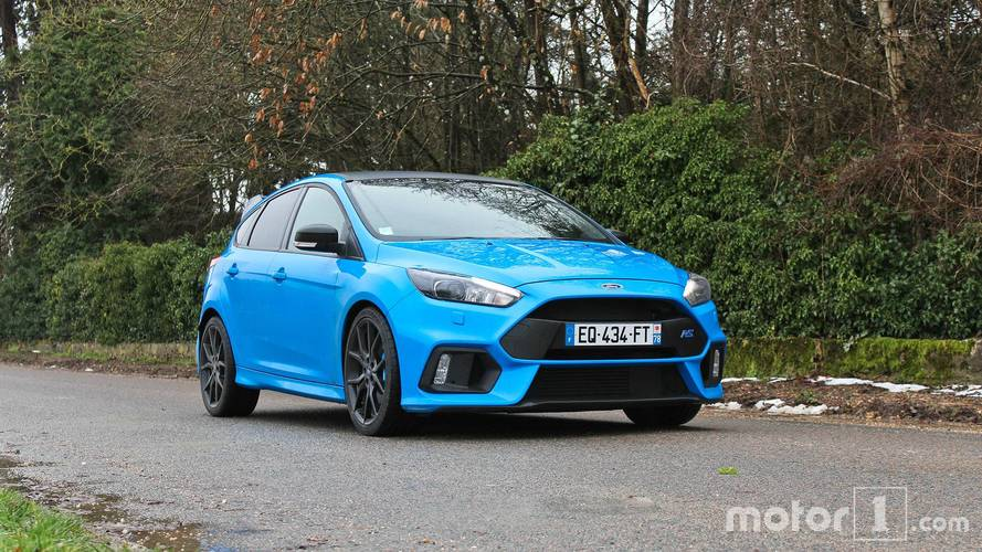 Essai Ford Focus RS Pack Performance - Diablement efficace