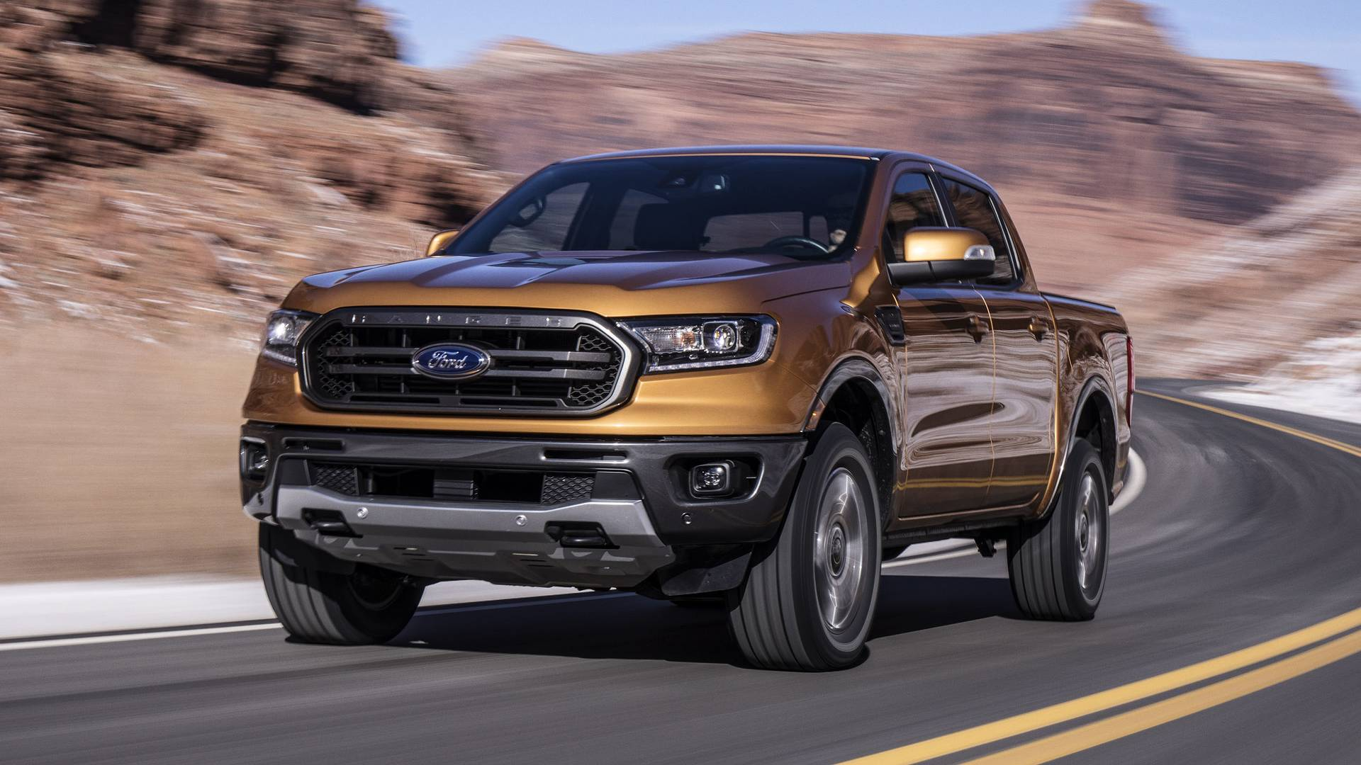 Ranger Ford 2018 >> How The Ford Ranger Compares To Its Midsize Truck Rivals