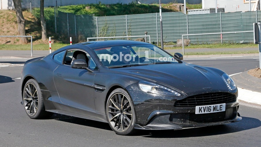Aston Martin preps Vanquish S as the GT's last hurrah