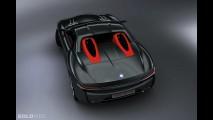 Mercedes-Benz 300 SL Roadster Concept by Slimane Toubal