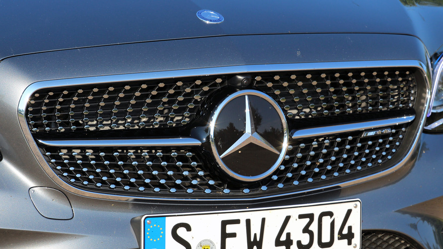 Mercedes leads sales race among German luxury brands