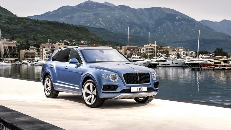 Bentley Bentayga Diesel tanıtıldı