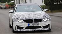 Makyajlı 2017 BMW M4 casus fotoğrafları