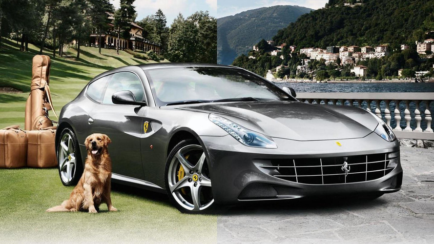 Ferrari FF Neiman Marcus special edition revealed [video]