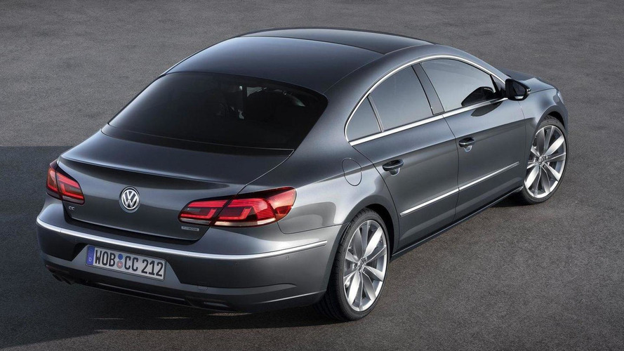 2012 Volkswagen CC European details released [videos]