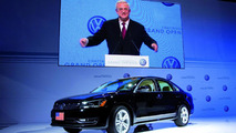 Prof. Dr. Martin Winterkorn, Volkswagen inaugurates new plant at Chattanooga/US, 25.05.2011