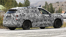 2016 BMW X1 plug-in hybrid spy photo