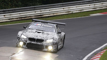 BMW M6 GT3 spy photo