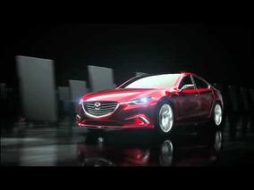 2011 Mazda Takeri Concept World Premiere