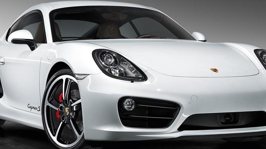 Porsche Exclusive reveals fancy Cayman S