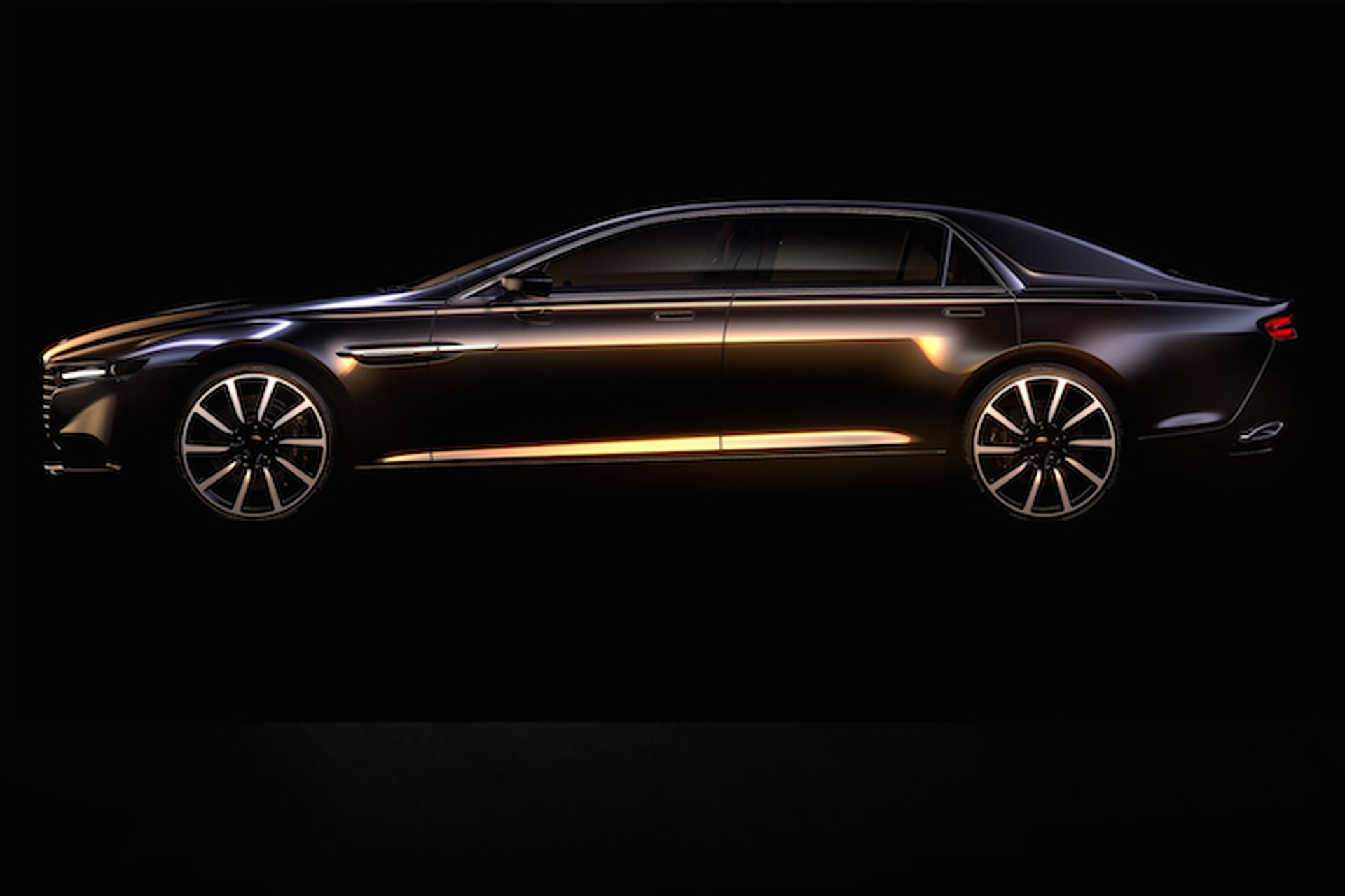 Aston Martin is Definitely Building the Lagonda, But You Can't Have One