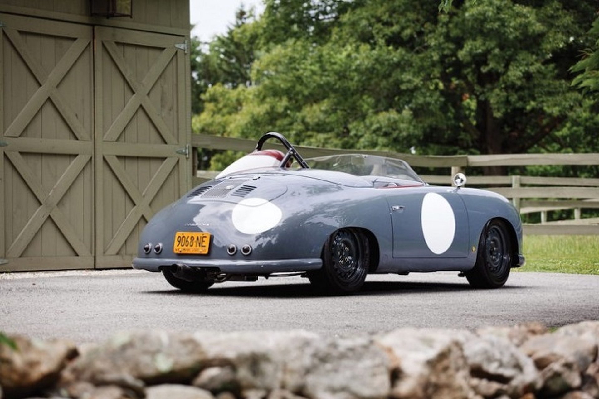 This Porsche 356 Emory Outlaw Needs to be Tamed