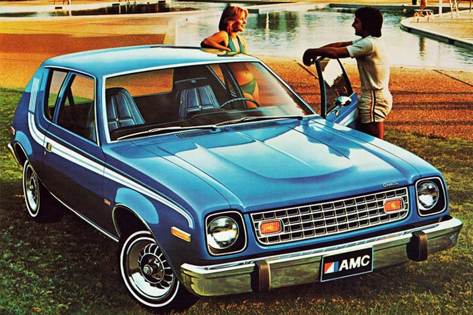 Of The Weirdest Car Names - Classic car names and pictures