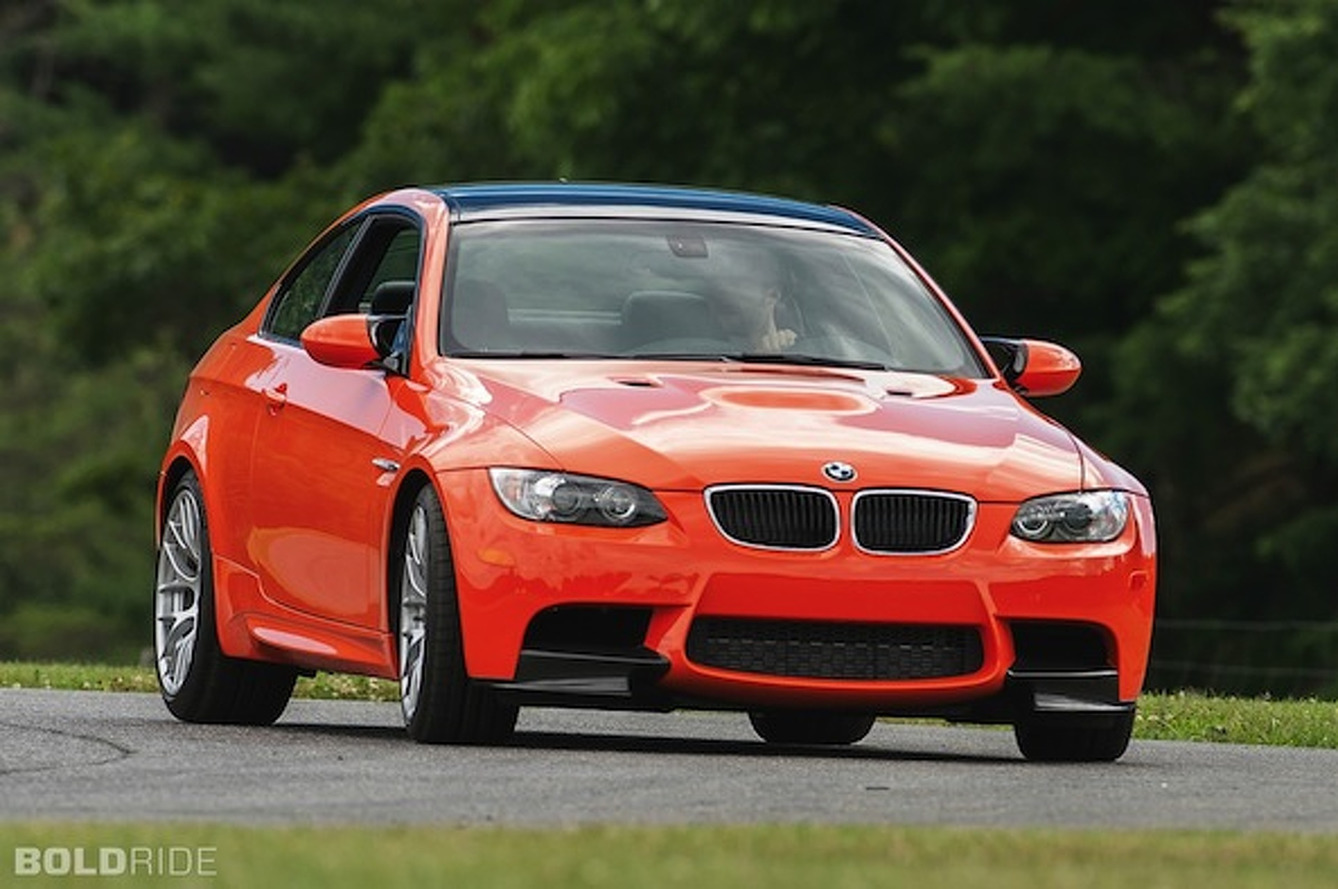 BMW M Committed to Rear-Drive, Purists Rejoice