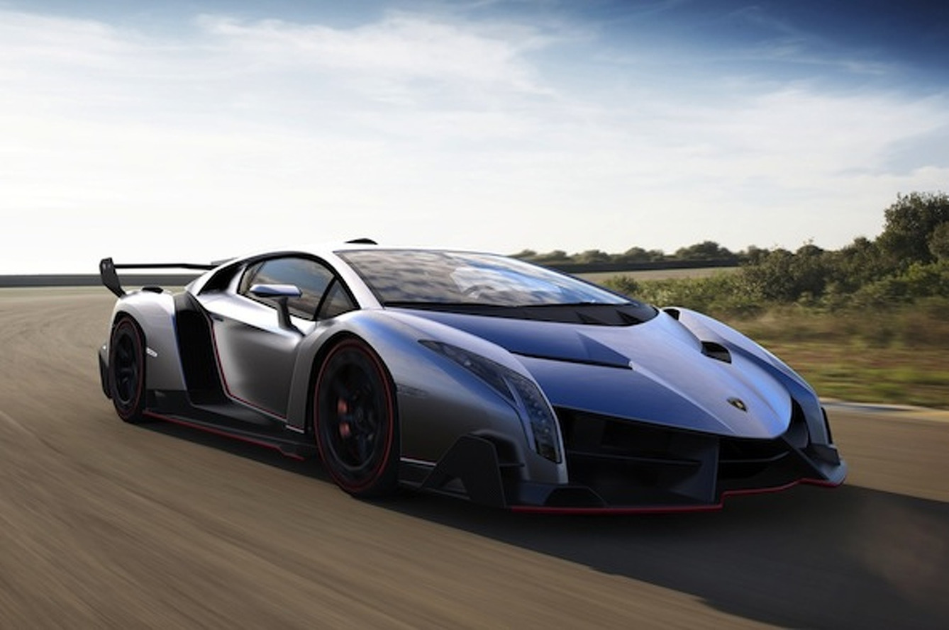Lamborghini Veneno or an Island: What Can You Get for $4.6M?