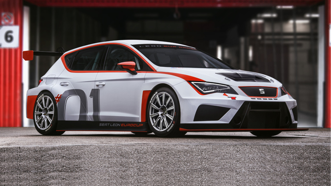 Seat Leon Cup Racer 2016