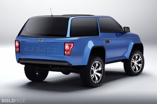 4 Things to Know About the 2017 Ford Bronco (When It Returns)