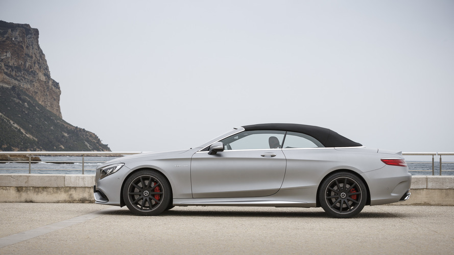 AMG S63 Cabriolet