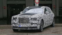 2018 Rolls Royce Phantom Spied Inside and Out