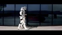 Nissan Juke dedicata a Star Wars