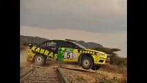 Al Campionato Rally Africano FIA, uno tra i più duri al mondo, il team JR Motorsports (JRM) ha distaccato gli avversari di oltre 10 minuti
