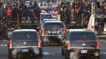 Obama's limo detailed, returns 3.7 mpg and weighs around 15,000 lbs