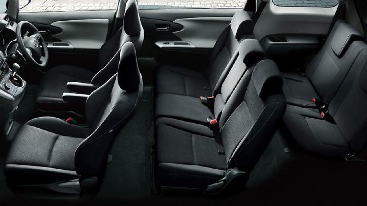 All New 2009 Toyota Wish Revealed Jdm