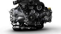 New Subaru Boxer Engine 2010
