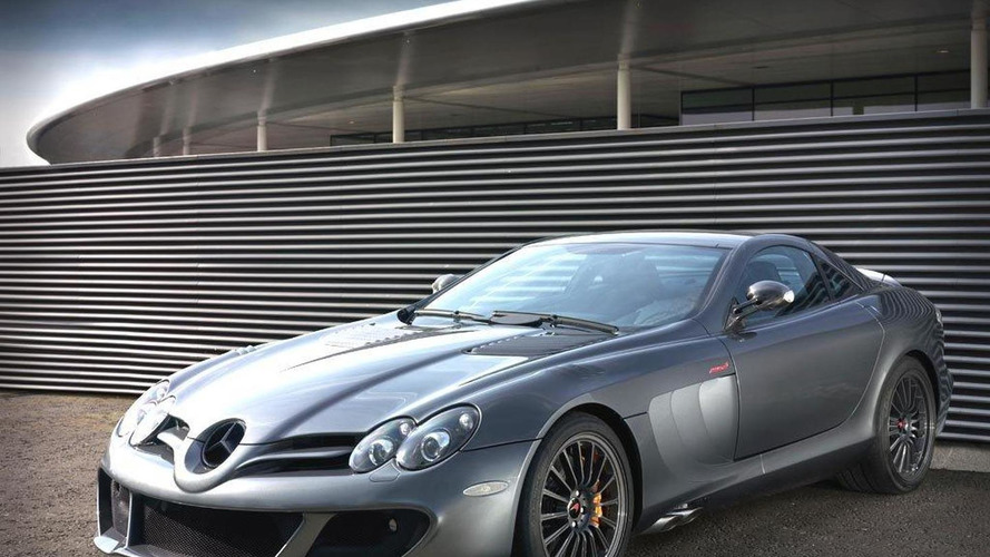 Mercedes-Benz SLR McLaren Edition is back in limited numbers [video]