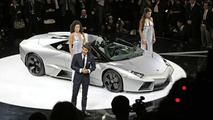 Lamborghini Reventon Roadster Promo Video