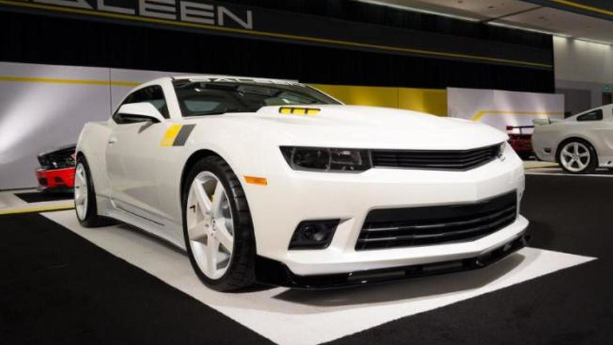 Saleen introduces the SA-30S anniversary editions in L.A.