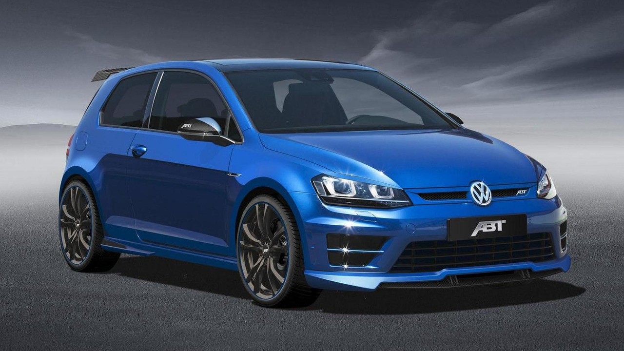 Volkswagen Golf R by ABT Sportsline