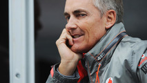 McLaren switches resources for fresh start in 2014