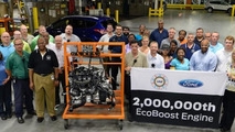 Ford celebrates building two millionth EcoBoost engine 19.09.2013