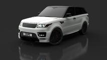 Range Rover Sport Coupe by Bulgari Design
