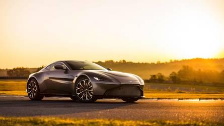 2018 Aston Martin Vantage Packs 510 HP In A Lighter, Sexier Body