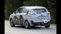 Nuova Opel Meriva, foto spia