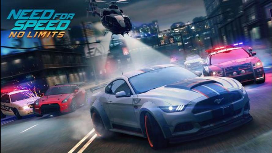 Need for Speed No Limits, ecco tutte le auto del gioco [VIDEO]