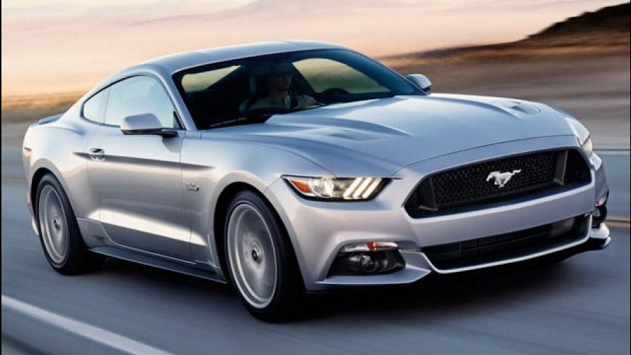 Nuova Ford Mustang contro tutte