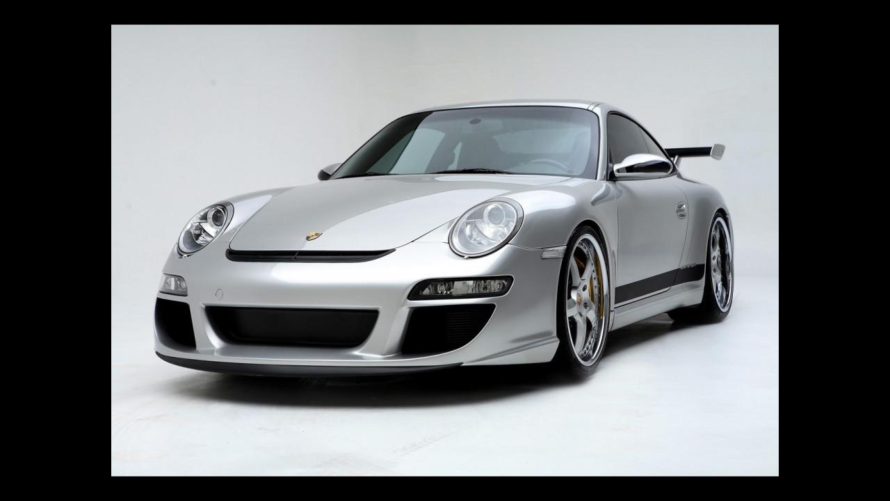 Vorsteiner Porsche 997 Turbo