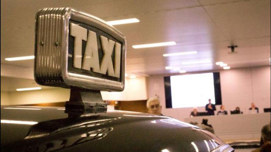 50 taxi della Cooperativa