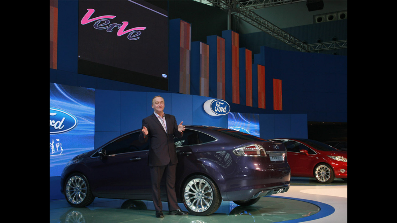 Ford Verve berlina concept