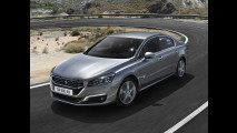 Peugeot 508 restyling