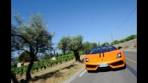 Lamborghini LP 570-4 Spyder Performante, la prova