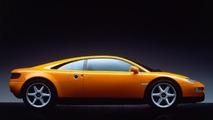 1991 Audi Quattro Spyder konsepti