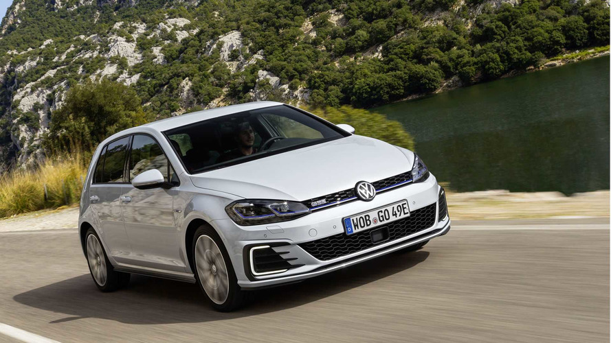 volkswagen vender golf gte h brido e el trico no brasil em 2018. Black Bedroom Furniture Sets. Home Design Ideas