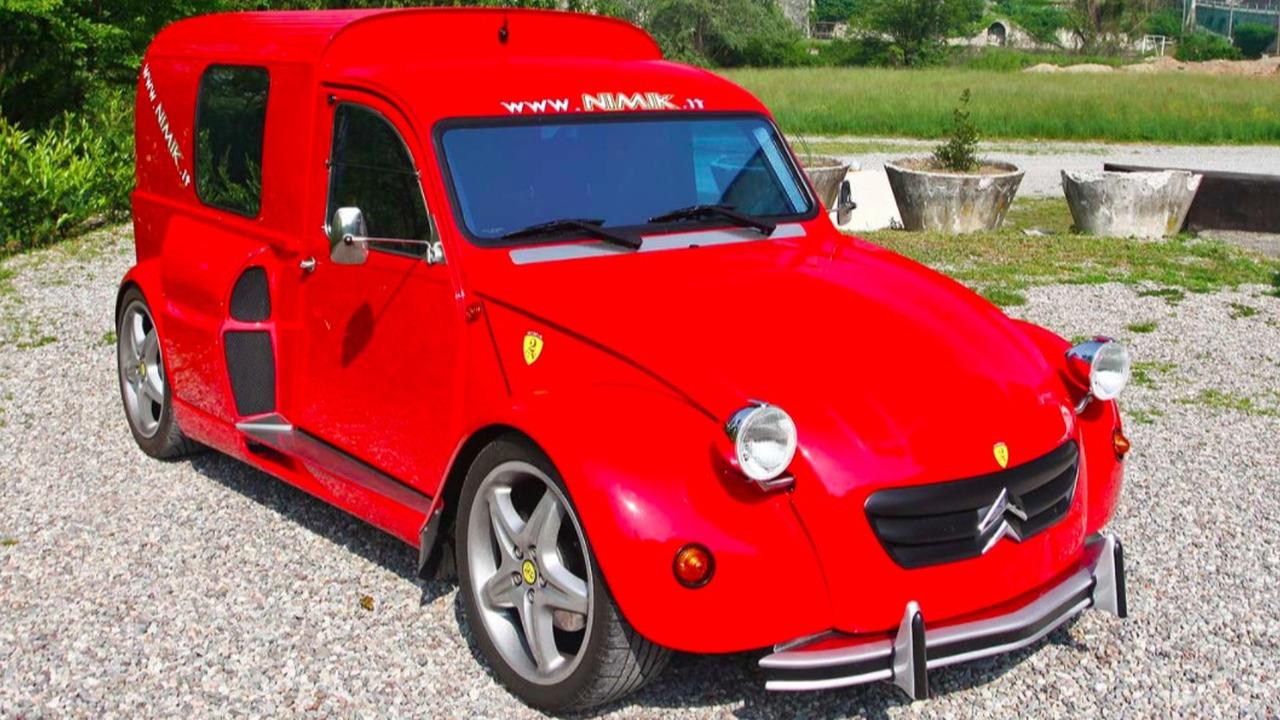 Citroën 2V Ferrari