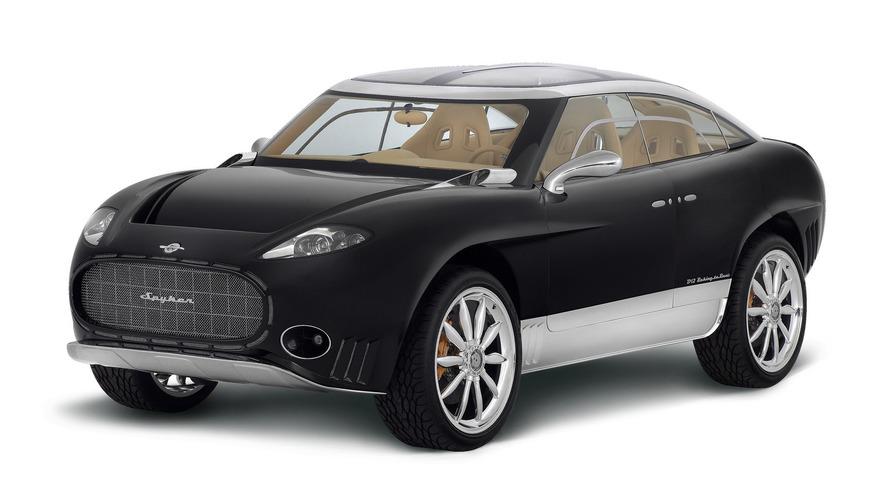 Spyker SUV, Lotus ile ortaklaşa geliştiriliyor