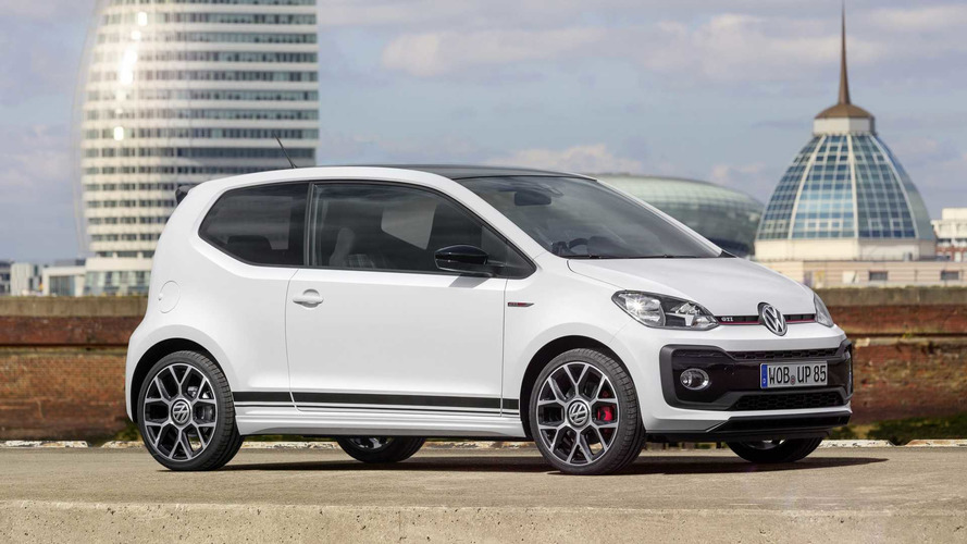 VW up! GTI Is A Fitting Tribute To The First Golf GTI