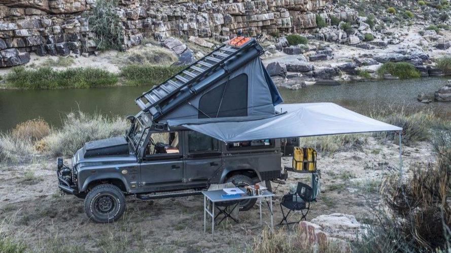 Land Rover Defender Icarus, para amantes de la aventura